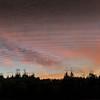 Walden Pond Sunset Waves
