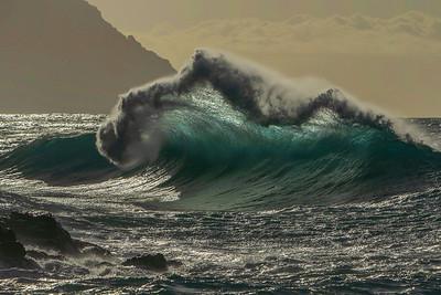 Ocean flair