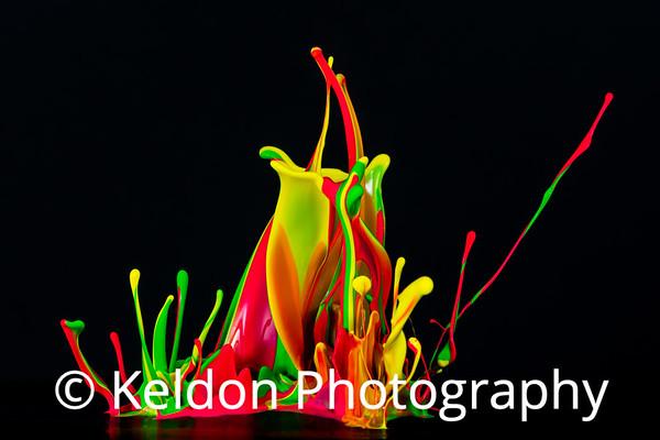 Liquid Sculptures