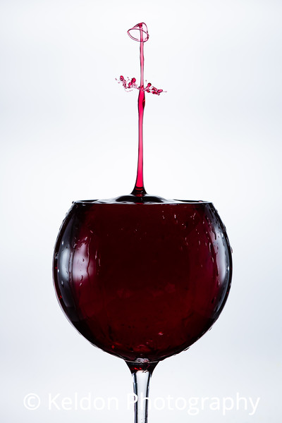 Red Wine Wall Art Collection 2