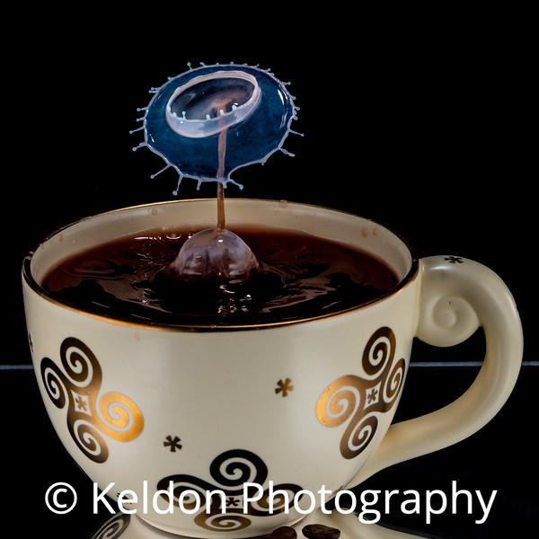Drop of Milk in Your Coffee 2?