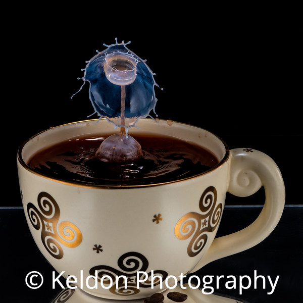 Drop of Milk in Your Coffee?