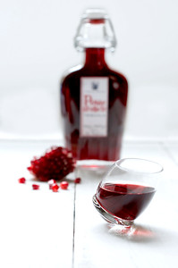 Pomegranate Tequila