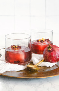 Pomegranate Gin Sling