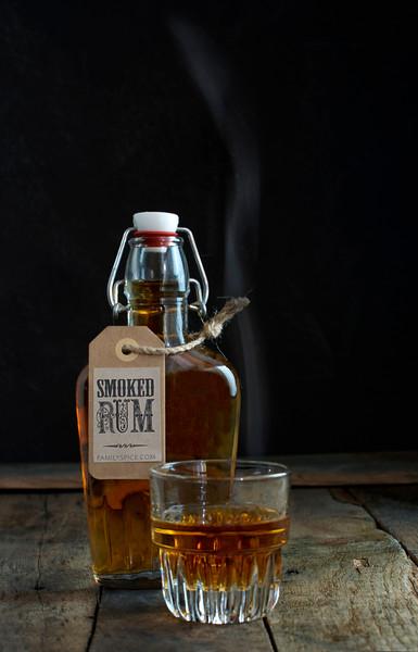 Smoked Rum