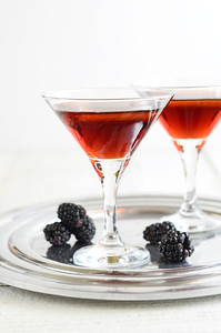 Blackberry Black Devil with Olive Oil