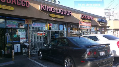 King Liquor (Silver Lake)