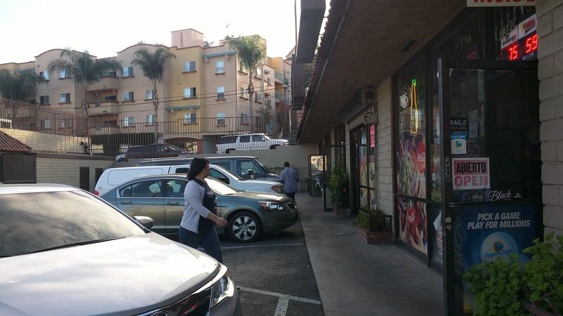 Main Entrance View # 6