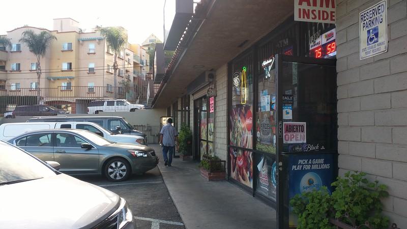 Main Entrance View # 5