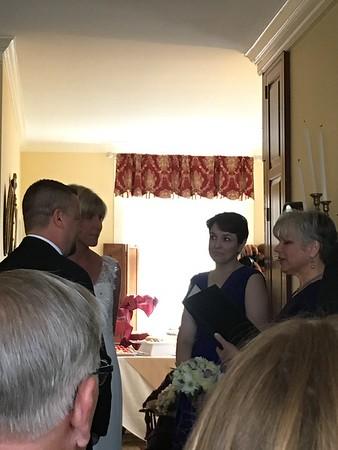 Lisa & Bob's wedding