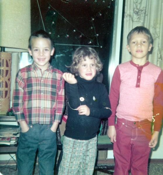 Billy Gardner, Lisa, Jeff