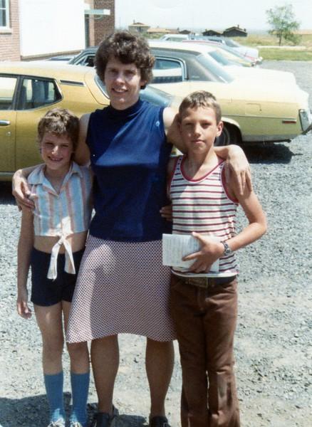 Last day of school 1978