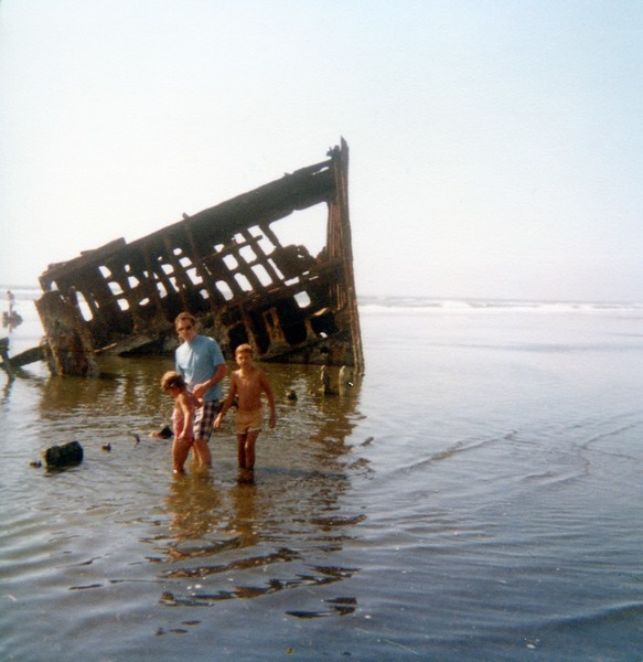 Wreck of the Peter Iredale