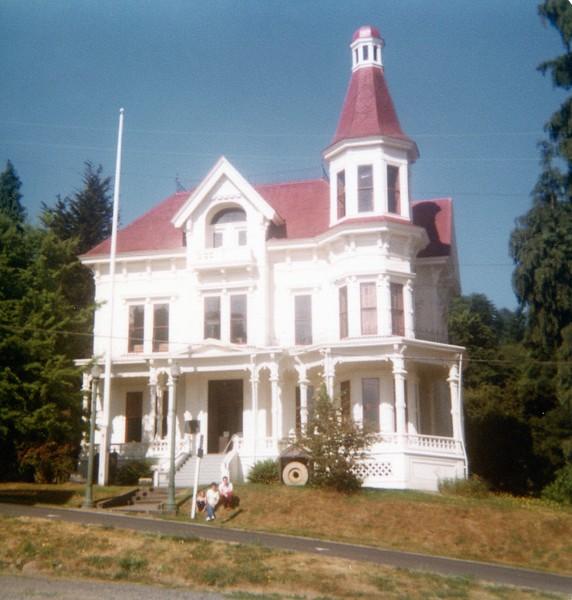 Captain George Flavel House