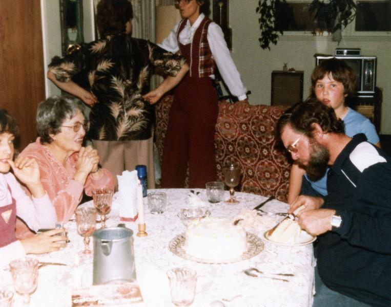 Barbara and Bob's birthday?