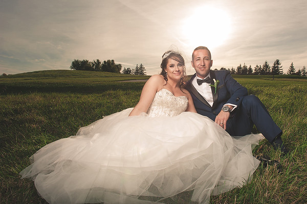 Lisa & Jon Wedding