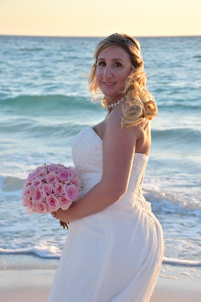 Beautiful destination wedding at Anna Maria Island, FL