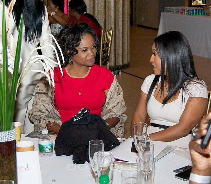 Dr. Heavenly and Lisa Nicole Cloud Photo Credit: Oscar Garifuna Barack Solis