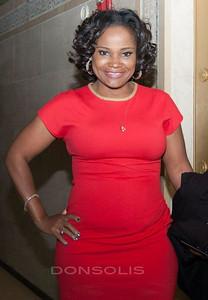 Dr. Heavenly at WEN NYC Launch Photo Credit: Oscar Garifuna Barack Solis