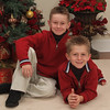 Cody and Jacob Christmas Pic 2008