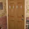 Kitchen/Garage door