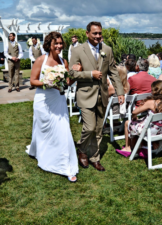 Lisa & Tom Wedding