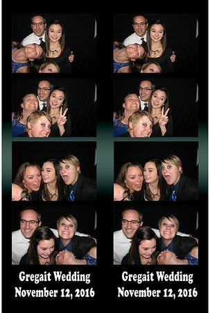 Lisa and Adam's Wedding 11-12-16