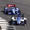2012 IndyCar Race action from Barber Park. Credit: PaddockTalk/Lisa Hurley