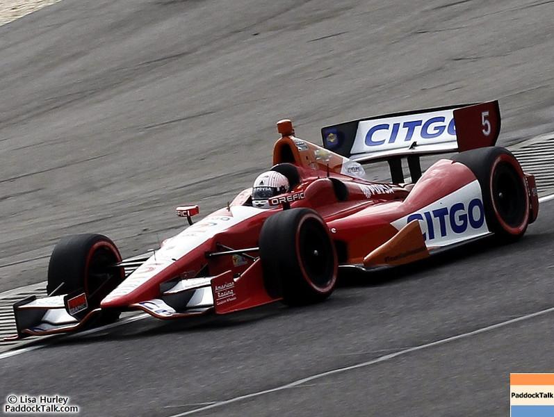 2012 IndyCar Saturday action from Barber Park. Credit: PaddockTalk/Lisa Hurley