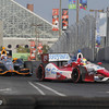 September 1: Track action during the IndyCar Grand Prix of Baltimore.