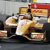 September 1: Ryan Hunter-Reay during the IndyCar Grand Prix of Baltimore.