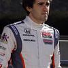 MARCH 12: Tristan Vautier at IndyCar Spring Training at Barber Motorsports Park.