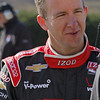 MARCH 12: AJ Allmendinger at IndyCar Spring Training at Barber Motorsports Park.