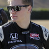 MARCH 12: Josef Newgarden at IndyCar Spring Training at Barber Motorsports Park.