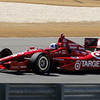MARCH 12: Dario Franchitti at IndyCar Spring Training at Barber Motorsports Park.