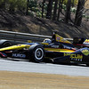MARCH 12: Oriol Servia at IndyCar Spring Training at Barber Motorsports Park.