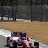 MARCH 13: Scott Dixon at IndyCar Spring Training at Barber Motorsports Park.