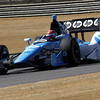 MARCH 13: Simon Pagenaud at IndyCar Spring Training at Barber Motorsports Park.