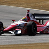 MARCH 12: Justin Wilson at IndyCar Spring Training at Barber Motorsports Park.