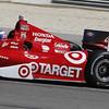 MARCH 12: Scott Dixon at IndyCar Spring Training at Barber Motorsports Park.