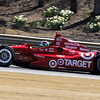MARCH 13: Dario Franchitti at IndyCar Spring Training at Barber Motorsports Park.