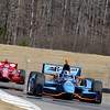 MARCH 12: Track action at IndyCar Spring Training at Barber Motorsports Park.