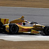 MARCH 12: Ryan Hunter-Reay at IndyCar Spring Training at Barber Motorsports Park.