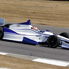 MARCH 12: Sebastian Saavedra at IndyCar Spring Training at Barber Motorsports Park.