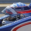 MARCH 13: Takuma Sato at IndyCar Spring Training at Barber Motorsports Park.
