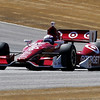MARCH 12: Scott Dixon at IndyCar Spring Training at Barber Motorsports Park.