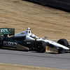 MARCH 12: Ed Carpenter at IndyCar Spring Training at Barber Motorsports Park.