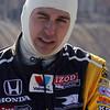 MARCH 12: Graham Rahal at IndyCar Spring Training at Barber Motorsports Park.