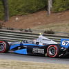 APRIL 7: Josef Newgarden during the Honda Grand Prix of Alabama race at Barber Motorsports Park.