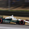 APRIL 7: Ed Carpenter during the Honda Grand Prix of Alabama race at Barber Motorsports Park.